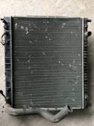 Радиатор охлаждения двигателя. SsangYong Rexton, RJN Двигатели: D27DT, D27DTP, G32D