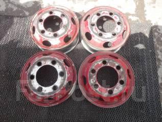 В наличии грузовые диски RDA. 6x222R16. 5.5x16, 6x222.25, ET127, ЦО 165,0мм.