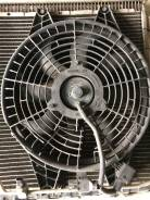 Вентилятор радиатора кондиционера. Kia Sorento Двигатель D4CB