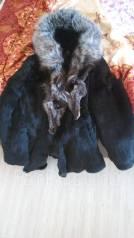 Шубы из кролика. 42, 44, 46