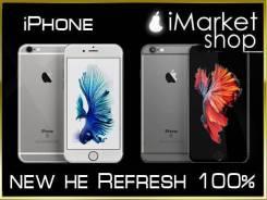 Apple iPhone 6s. Новый, 128 Гб, Серебристый