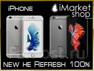 Apple iPhone 6s Plus. Новый, 64 Гб, Серый