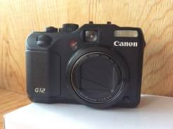 Canon PowerShot G12. 10 - 14.9 Мп, зум: 5х