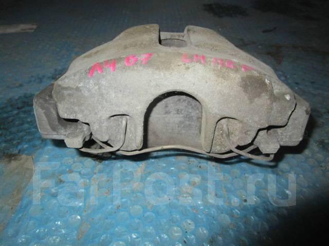 Суппорт тормозной. Audi: S8, S6, A8, A6, A6 allroad quattro, S4, A4 Двигатели: BHT, ASB, ASE, BSB, BTE, BDX, BVJ, BMC, BVN, ASN, BSM, BNG, BPK, BGK, B...