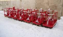 Монтажные корзины (люльки) для КМУ и автокранов