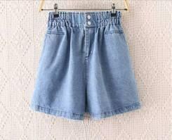 Шорты джинсовые. 48, 50, 52, 54