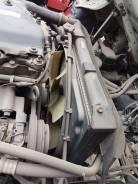 Радиатор охлаждения двигателя. Isuzu Elf, NPR71, NPR72L Двигатель 4HJ1
