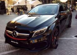 Ноускат. Mercedes-Benz GLA-Class. Под заказ