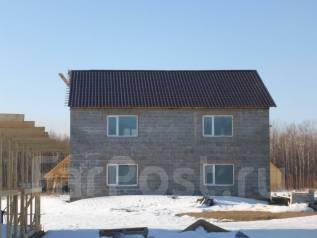 Продам 2-х этажный дом, общей площадью 250 кв. м. С.Виноградовка, р-н Краснофлотский, площадь дома 250 кв.м., скважина, электричество 15 кВт, отоплен...