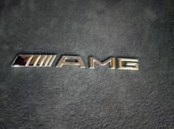Эмблема багажника. Mercedes-Benz C-Class, W203, W202