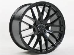 Mercedes. 8.5/9.5x19, 5x112.00, ET45/47, ЦО 66,6мм.