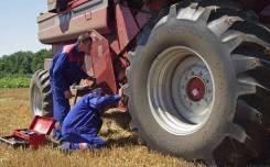 BUHLER VERSATILE, 2017. Профессиональный ремонт Импортных тракторов, 300 куб. см.