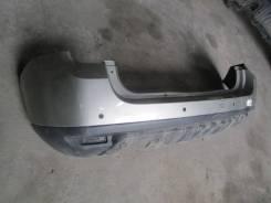 Бампер задний Renault Duster 2012- Оригинальный номер 850225291R