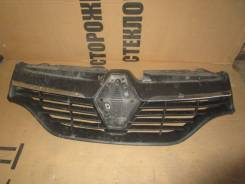 Решетка радиатора. Renault Logan, L8 Renault Sandero, 5S Двигатели: K4M, K7M, D4F, H4M