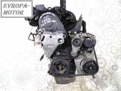 Двигатель (ДВС) на Volkswagen Touran 2004 г. объем 1.6 л. бензин