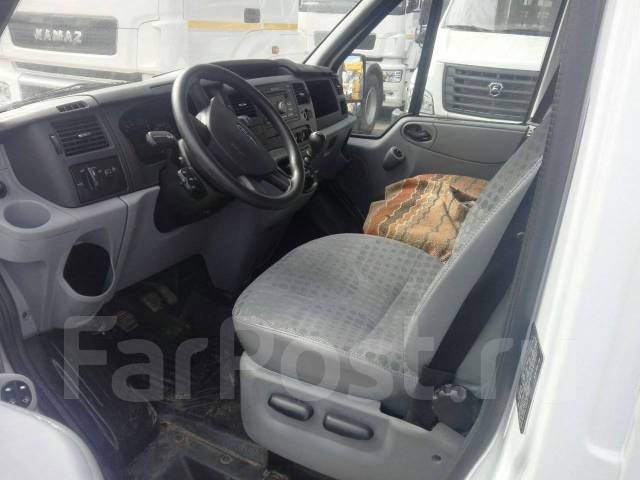 Ford Transit. изотермический фургон АФ-3720Х4 2013 г. в, 109 000 км., 2 200куб. см., 1 500кг., 4x2