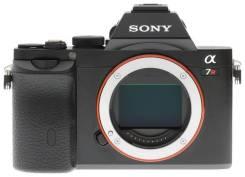 Sony Alpha ILCE-7R Body. 20 и более Мп, зум: без зума