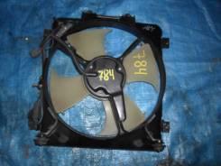 Вентилятор радиатора кондиционера HONDA HRV