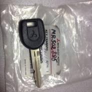 Заготовка ключа. Mitsubishi Pajero, V78W, V65W, V75W, V68W