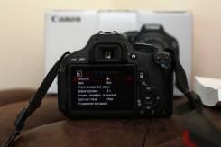 Canon EOS 600D. 15 - 19.9 Мп, зум: 5х