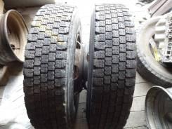 Bridgestone W910. Всесезонные, износ: 10%, 2 шт