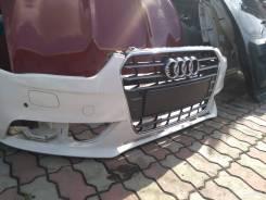 Бампер. Audi A4, 8K2/B8, 8K5/B8