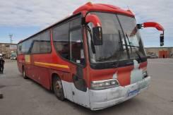 Daewoo BH117. Автобус Daewoo BH-1117 2002 г. в. в наличии, 14 618 куб. см., 45 мест