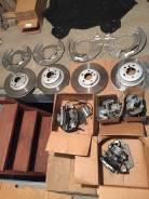 Колодка тормозная дисковая. BMW X6, E71, E72, F16 BMW X5, E70, F15 BMW X4, F26 Двигатели: M57D30TU2, N55B30, N57D30L, N57D30OL, N57D30S1, N57D30TOP, N...
