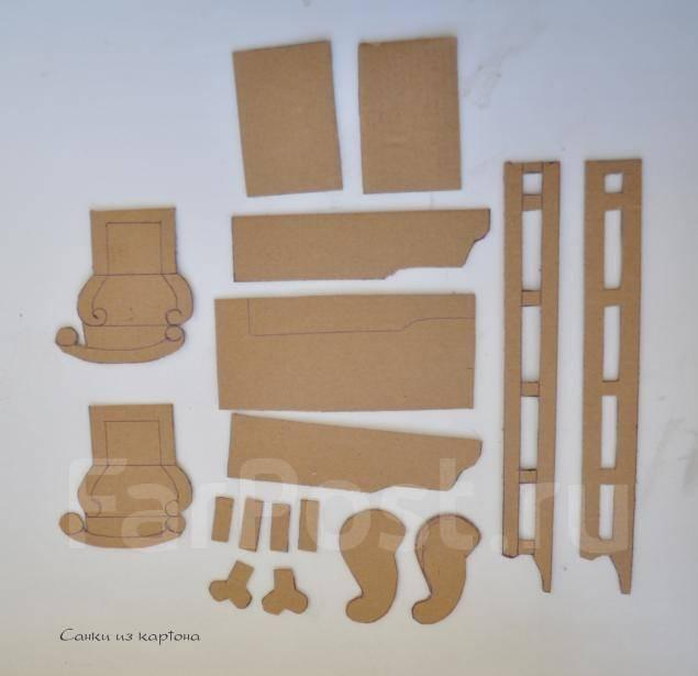 Как сделать портфель для кукол фото 967