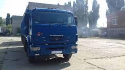 Камаз 65115. Продается Камаз-Зерновоз с прицепом СЗАП-8357-02, 11 500 куб. см., 26 500 кг.