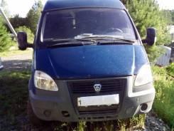 ГАЗ 3221. ГАЗ 2717, 2008, 2 400 куб. см., 6 мест