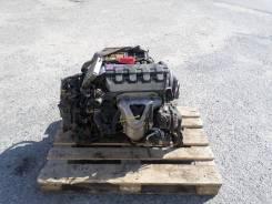 Двигатель хонда D16B по частям