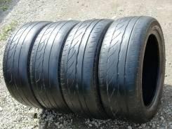 Bridgestone Potenza RE002 Adrenalin. Летние, 2012 год, износ: 50%, 4 шт