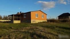 Продам новый дом 110кв. м. 6.5x14, 4x114.30, ET16. Дом снаружи