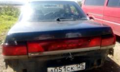 Багажный отсек. Subaru Legacy
