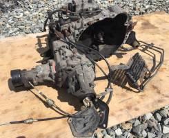 Механическая коробка переключения передач. Toyota Caldina, ST215, ST215G, ST215W Двигатель 3SGTE