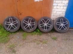 Продам колеса. 7.0x17 5x114.30 ET40