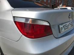 Стоп-сигнал. BMW 5-Series, E60 Двигатель N54B25