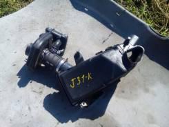 Корпус воздушного фильтра. Nissan Teana, J31 Двигатель VQ23DE