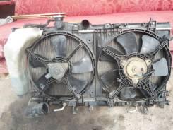 Радиатор охлаждения двигателя. Subaru Impreza, GDD, GD3, GDC, GD2, GGD, GG3, GGC, GG2 Двигатели: EJ154, EJ15