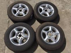 165/80 R13 Corsa литые диски 4х4 (L15-1301)