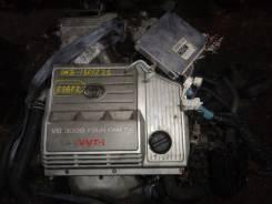 Двигатель в сборе. Toyota: Alphard, Kluger V, Avalon, Pronard, Sienna, Estima, Windom, Highlander, Camry, Mark II Wagon Qualis, Solara, Corolla, Harri...