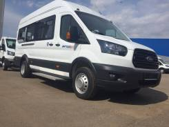 Ford Transit Shuttle Bus. Fotd Transit Автобус 19+3 2017 года, 2 300 куб. см., 19 мест