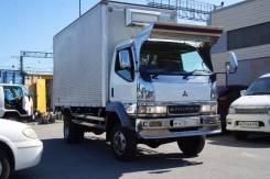 Mitsubishi Canter. 4WD, мостовой, длинная база, 5 200 куб. см., 3 000 кг.
