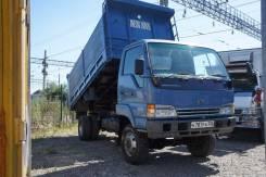 Nissan Condor. 4WD, мостовой самосвал, 5 000 куб. см., 5 000 кг.