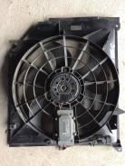 Вентилятор радиатора кондиционера. BMW 3-Series, E46/2, E46/4, E46/3, E46|2, E46|3, E46|4, E46, 2, 3, 4
