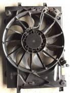 Вентилятор охлаждения радиатора. Chevrolet Aveo, T300 Двигатель F16D4