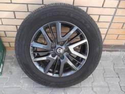 Колеса Nissan X-Trail. x17