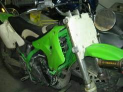 Kawasaki KX 250. 250 куб. см., исправен, без птс, с пробегом