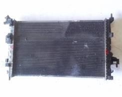 Радиатор охлаждения двигателя. Opel Corsa Opel Tigra